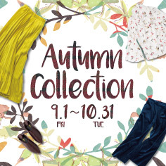 Autumn Collection☆